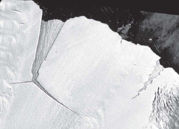 Loose Tooth, captured by NASA